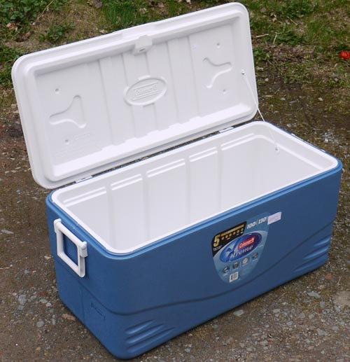 COLEMAN Xtreme 100 QT Kühlbox Thermobox Isolierbox 90,8l Cooling Box Kühlkiste