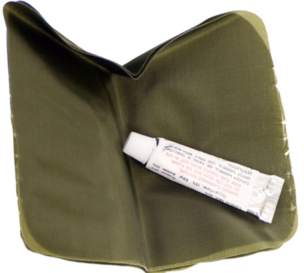 ISO-Matte Isomatte Schlafunterlage Thermomatte Thermo selbstaufblasbar oliv BW